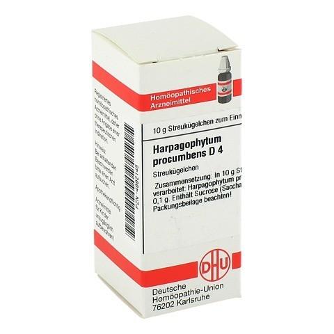 HARPAGOPHYTUM PROCUMBENS D 4 Globuli 10 Gramm N1