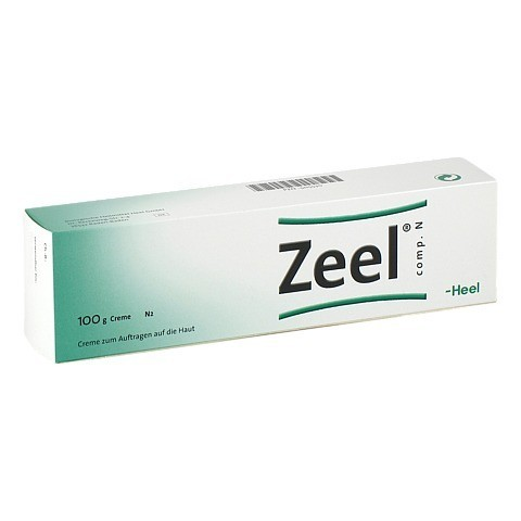 ZEEL comp.N Creme 100 Gramm N2