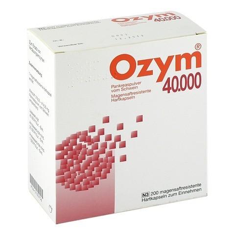 Ozym 40000 200 Stück N3