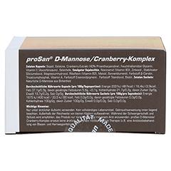 PROSAN D-Mannose/Cranberry-Komplex 2x30 Stück - Oberseite