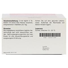 Galacordin Complex Tabletten 120 Stück - Unterseite