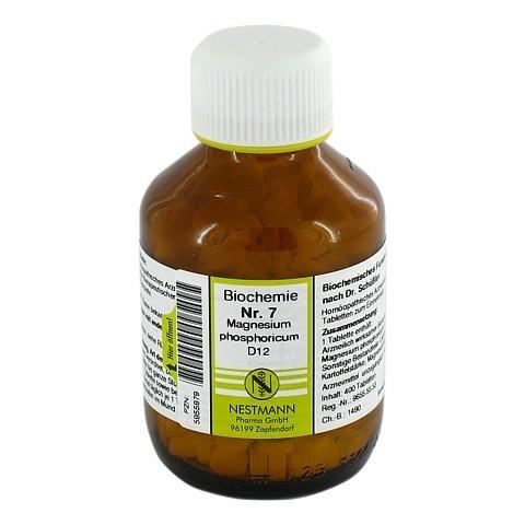 BIOCHEMIE 7 Magnesium phosphoricum D 12 Tabletten 400 Stück