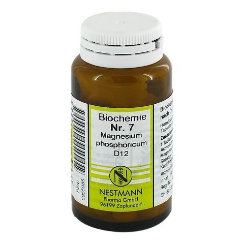 BIOCHEMIE 7 Magnesium phosphoricum D 12 Tabletten 100 Stück