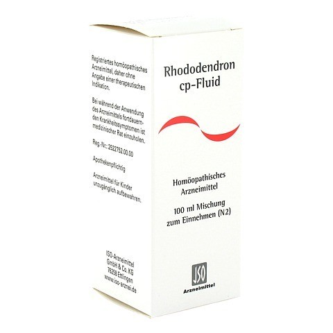 RHODODENDRON CP-Fluid 100 Milliliter N2
