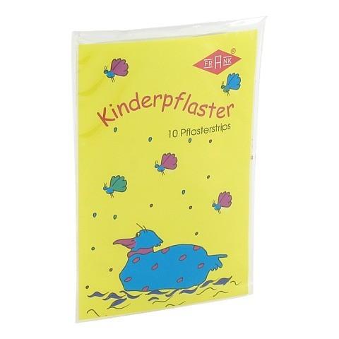 KINDERPFLASTER Ente 140012 10 Stück