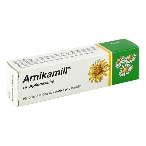 ARNIKAMILL Wund- und Heilsalbe 25 Gramm