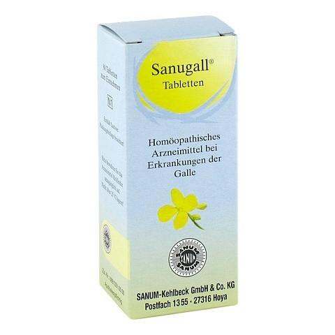 SANUGALL Tabletten 80 Stück N1