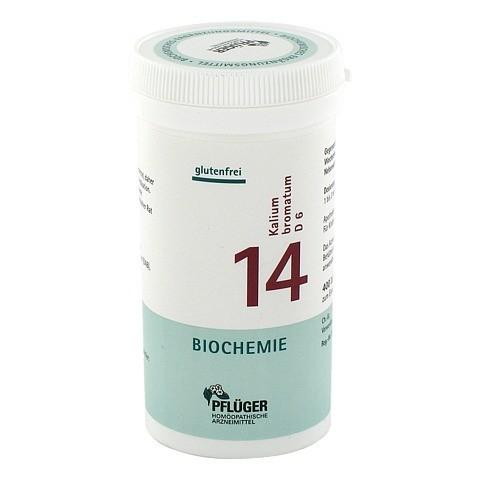 BIOCHEMIE Pflüger 14 Kalium bromatum D 6 Tabletten 400 Stück N3
