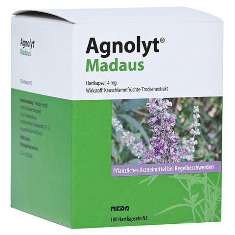 Agnolyt MADAUS 100 Stück N3