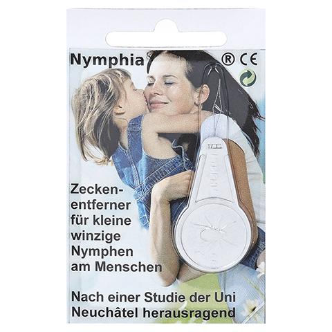 NYMPHIA Zeckenentferner 1 Stück