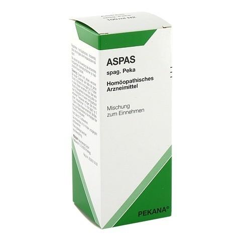 ASPAS spag.Peka Tropfen 100 Milliliter N2