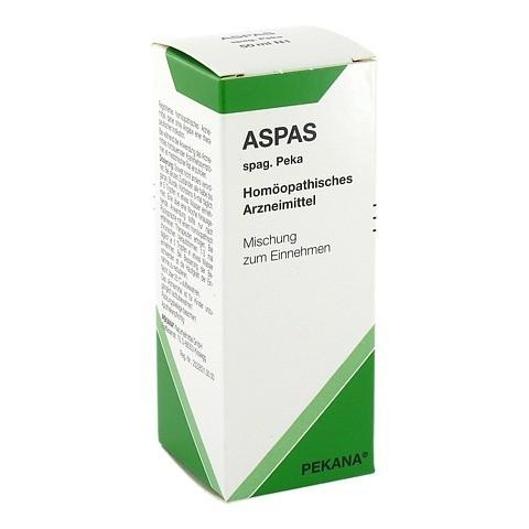 ASPAS spag.Peka Tropfen 50 Milliliter N1
