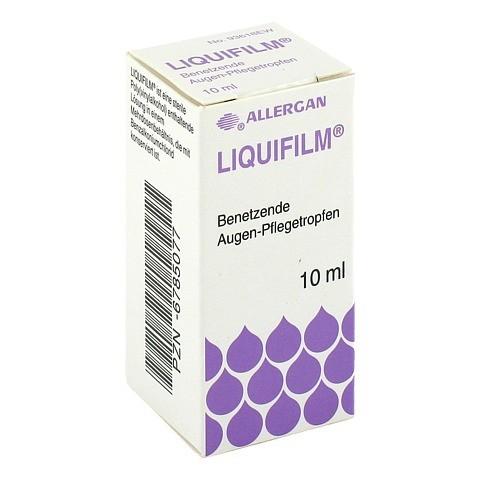 LIQUIFILM Benetzende Augen Pflegetropfen 10 Milliliter