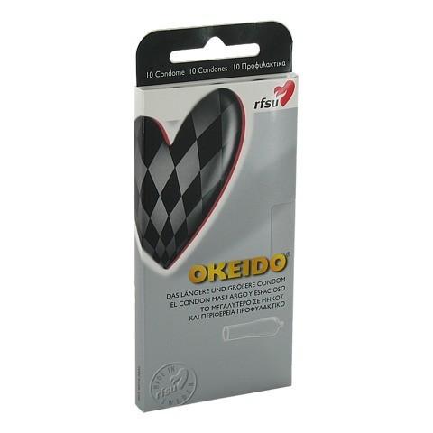 OKEIDO RFSU Condom 10 Stück