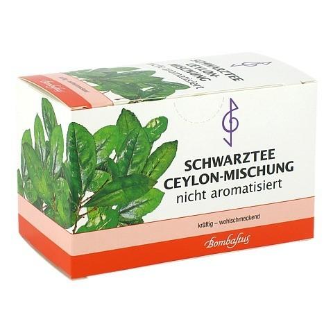 SCHWARZTEE Ceylon Mischung Filterbeutel 20x1.8 Gramm