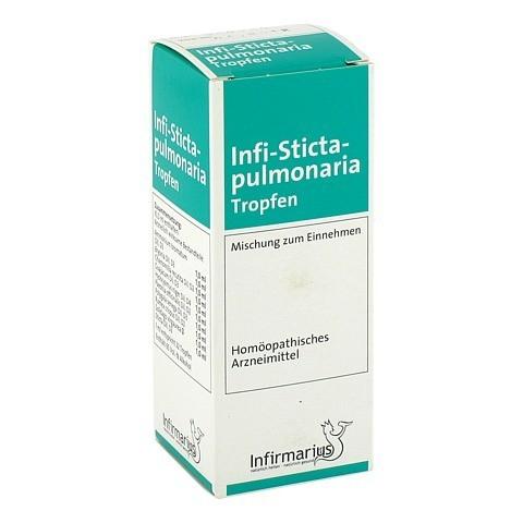 INFI STICTA PULMONARIA Tropfen 50 Milliliter N1