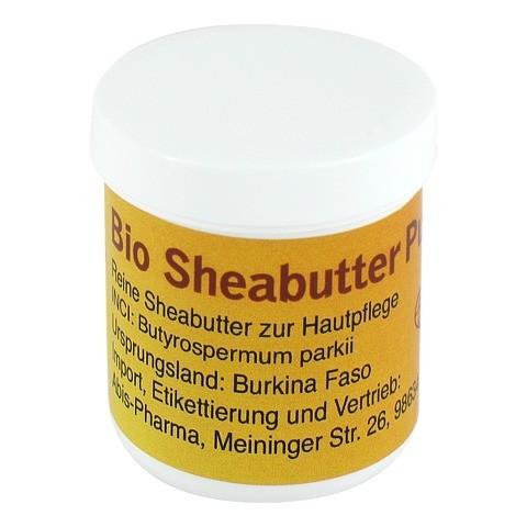 SHEABUTTER Bio Pur unraffiniert Creme 20 Gramm