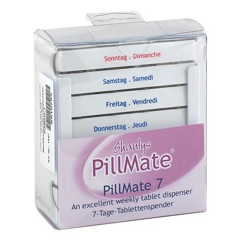 MEDIKAMENTENDISPENSER Pillmate 7 1 Stück