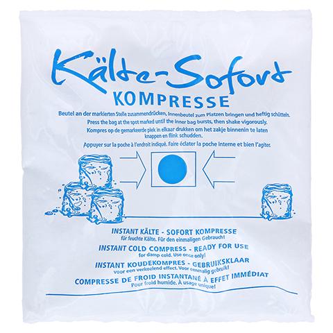 SOFORT KALT Kompresse 15x17 cm 1 Stück