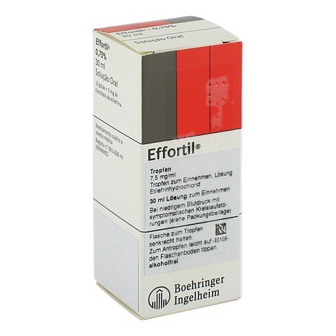 Effortil 30 Milliliter N1