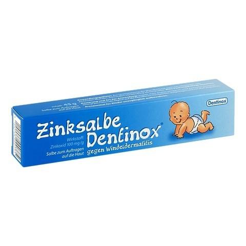 Zinksalbe Dentinox 45 Gramm