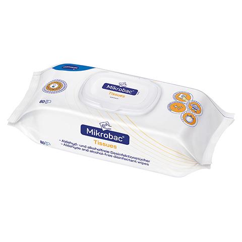 MIKROBAC Tissues 80 Stück