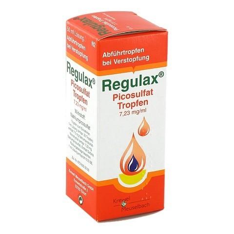 Regulax Picosulfat 50 Milliliter N3