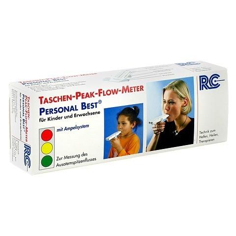 PEAK FLOW Tasche für Kinder+Erwachsene 1 Stück