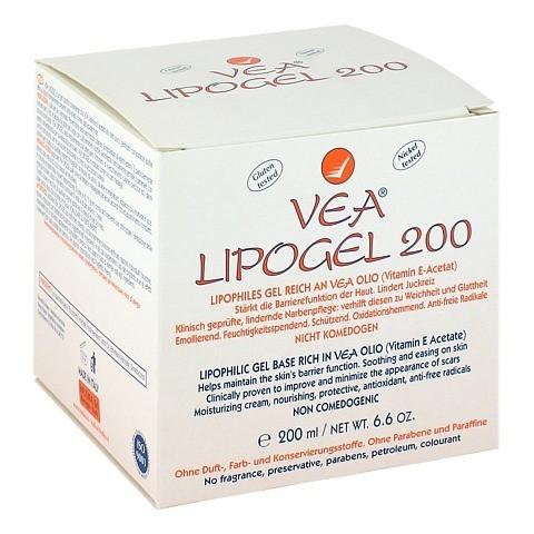 VEA Lipogel 200 200 Milliliter