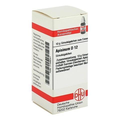 APISINUM D 12 Globuli 10 Gramm N1