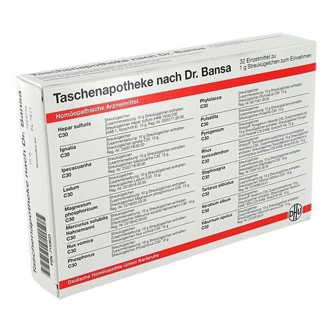 DHU Taschenapotheke Dr.Bansa 1 Stück