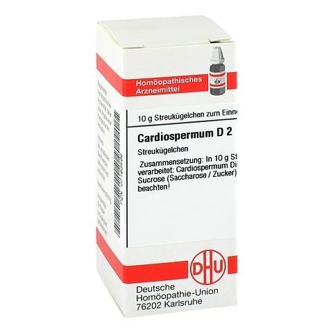 CARDIOSPERMUM D 2 Globuli 10 Gramm N1