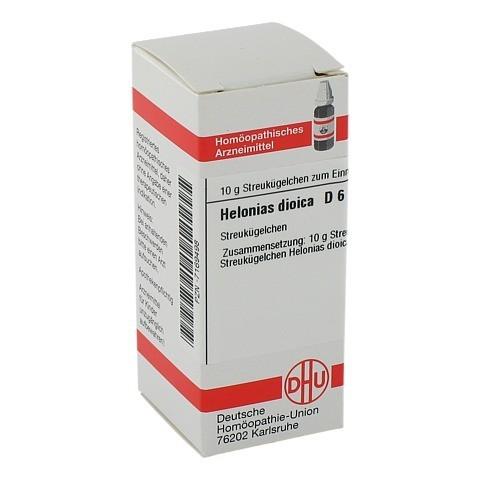 HELONIAS DIOICA D 6 Globuli 10 Gramm N1