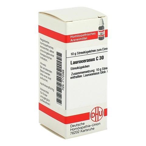 LAUROCERASUS C 30 Globuli 10 Gramm N1