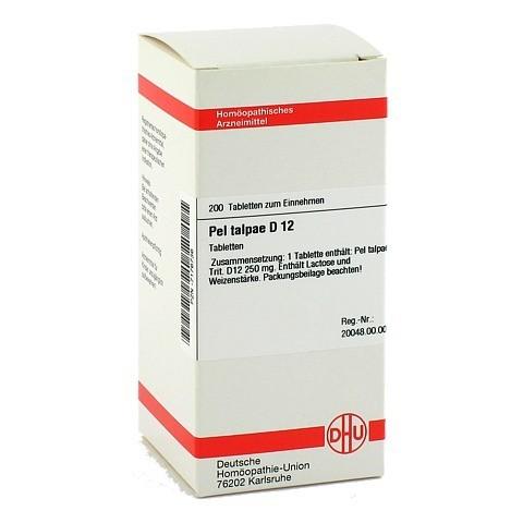 PEL TALPAE D 12 Tabletten 200 Stück N2