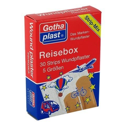 GOTHAPLAST Wundpfl.Reisebox 1 Stück
