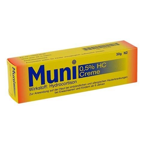 Muni 0,5% HC 30 Gramm N1