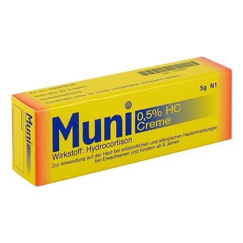 Muni 0,5% HC 5 Gramm