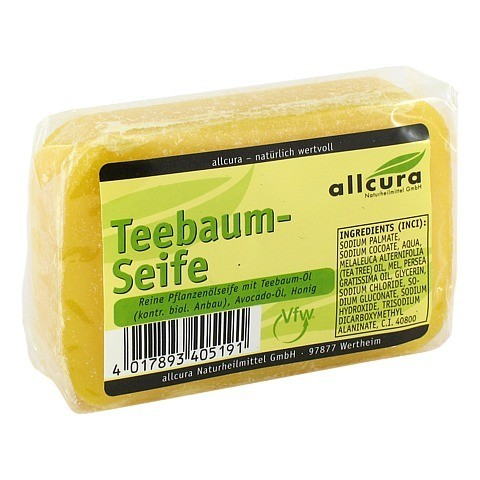 TEEBAUM SEIFE 100 Gramm