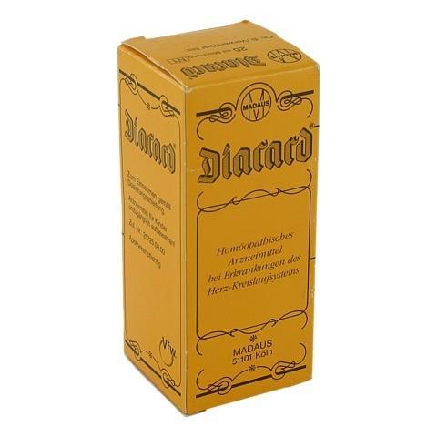 DIACARD Liquidum 25 Milliliter
