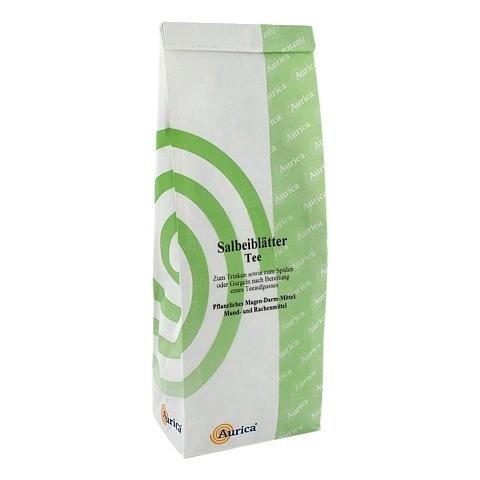 Salbeiblätter Tee Aurica 100 Gramm