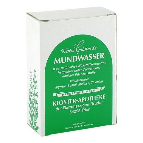Frater Gebhard's Mundwasser 50 Milliliter