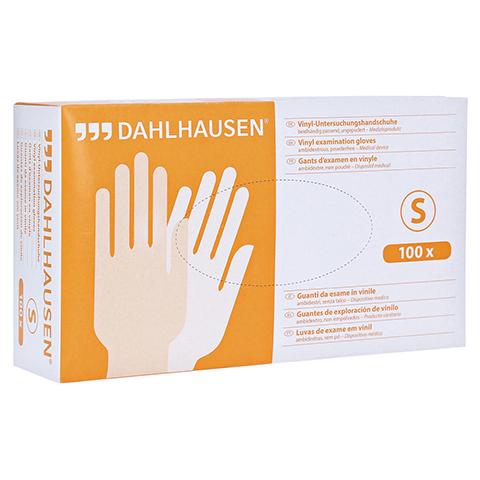 VINYL Handschuhe ungepudert Gr. S 100 Stück