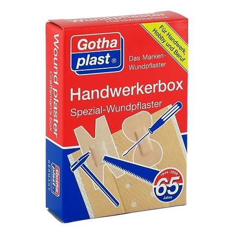 GOTHAPLAST Handwerkerbox Spezialpflaster 1 Stück