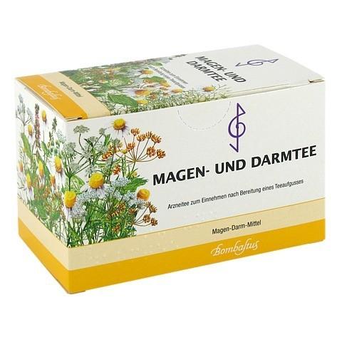 MAGEN- UND DARMTEE BOMBASTUS 20x2 Gramm