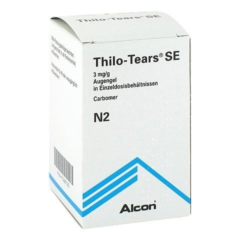 THILO-TEARS SE 3mg/g Augengel 50x0.7 Gramm