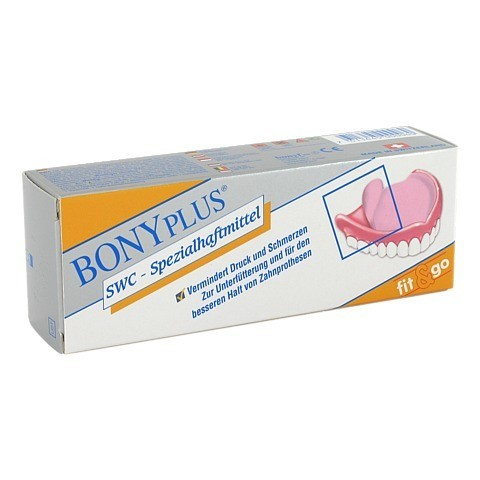 BONYPLUS SWC spezial Zahnprothesen Set 1 Stück