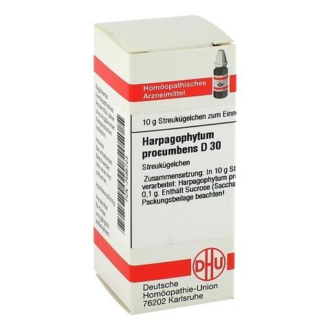 HARPAGOPHYTUM PROCUMBENS D 30 Globuli 10 Gramm N1