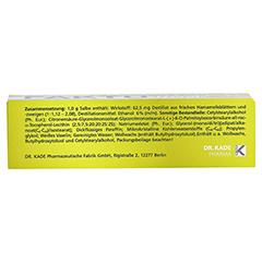 Faktu lind Salbe mit Hamamelis 25 Gramm N1 - Oberseite