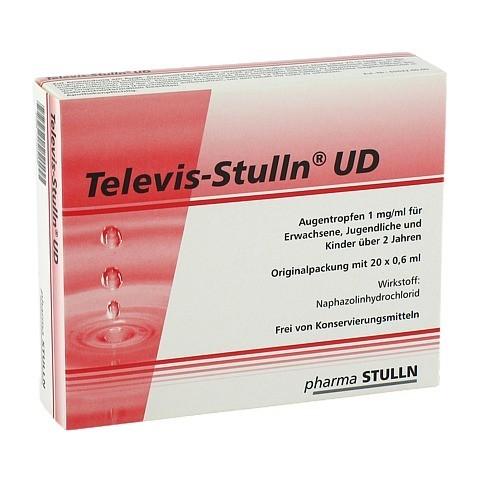 Televis-Stulln UD Augentropfen 20x0.6 Milliliter